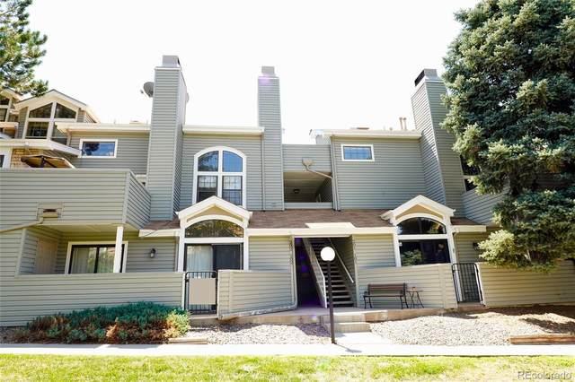 942 S Walden Street #201, Aurora, CO 80017 (MLS #5745665) :: 8z Real Estate