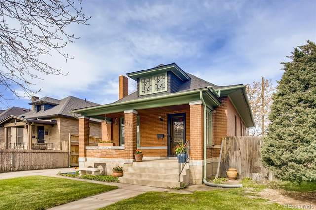 1241 S Lincoln Street, Denver, CO 80210 (MLS #5745948) :: Stephanie Kolesar