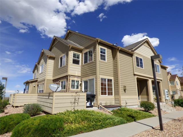 2423 Cutters Circle #104, Castle Rock, CO 80108 (MLS #5746133) :: 8z Real Estate