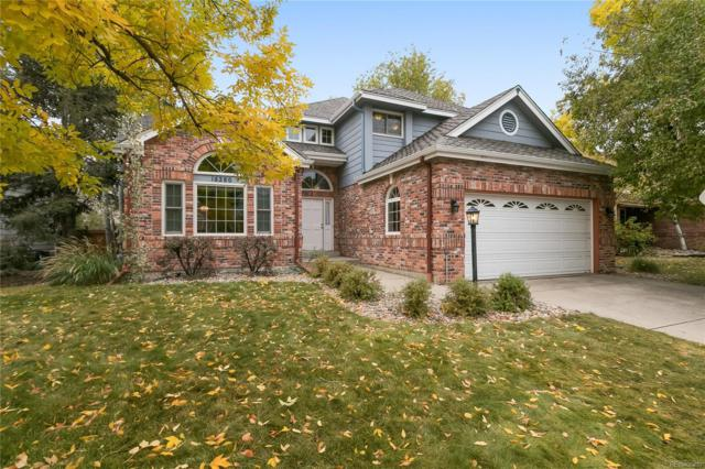 16280 E Belleview Place, Centennial, CO 80015 (#5746198) :: Wisdom Real Estate