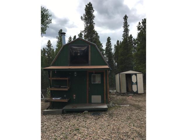 586 Alpine Way, Idaho Springs, CO 80452 (MLS #5746217) :: 8z Real Estate