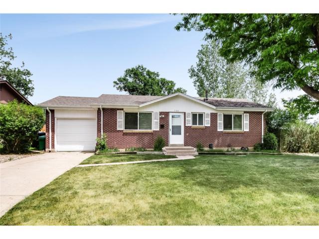 164 Xavier Street, Denver, CO 80219 (MLS #5746345) :: 8z Real Estate