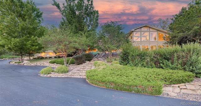 6022 Willowbrook Drive, Morrison, CO 80465 (#5747587) :: The Dixon Group