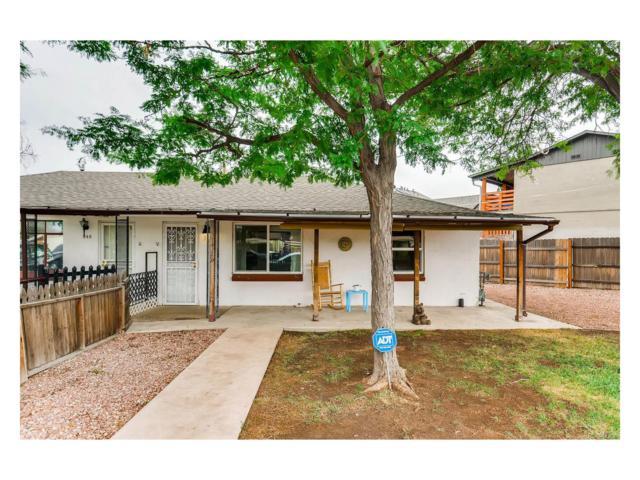 850 S Vrain Street, Denver, CO 80219 (MLS #5747668) :: 8z Real Estate