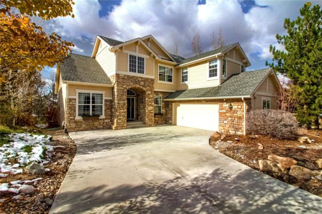 7115 Forest Ridge Circle, Castle Pines, CO 80108 (#5748362) :: The DeGrood Team
