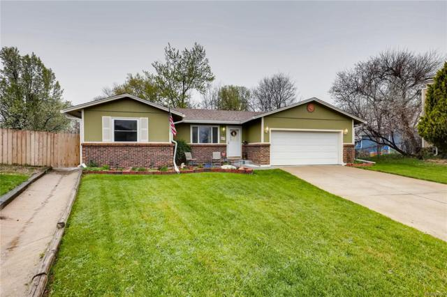 8683 W 86th Place, Arvada, CO 80005 (#5749513) :: Wisdom Real Estate