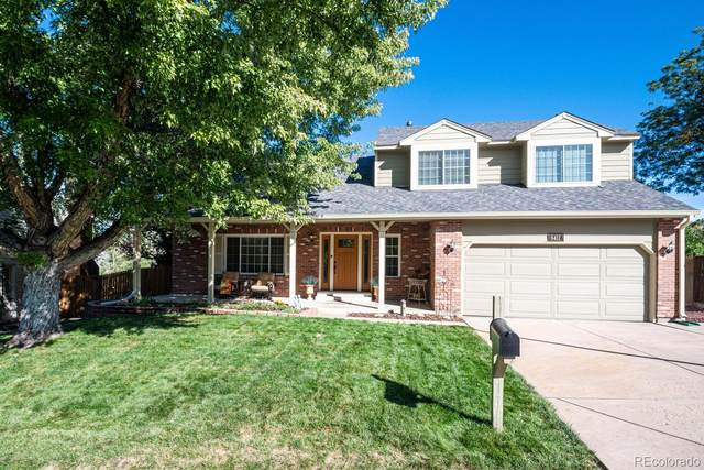 6411 S Kearney Circle, Centennial, CO 80111 (#5749635) :: Bring Home Denver with Keller Williams Downtown Realty LLC