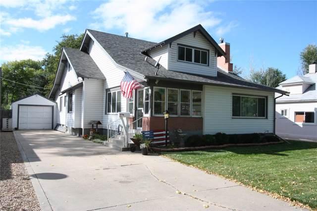 411 Grant Street, Fort Morgan, CO 80701 (#5749799) :: Arnie Stein Team   RE/MAX Masters Millennium
