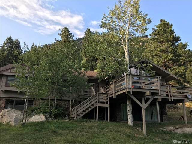 2750 Witter Gulch Road, Evergreen, CO 80439 (#5750750) :: The Harling Team @ Homesmart Realty Group