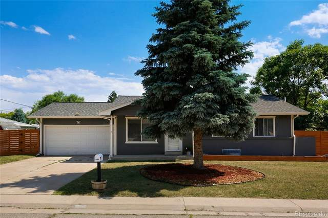 5584 W 63rd Avenue, Arvada, CO 80003 (#5750760) :: The Harling Team @ Homesmart Realty Group