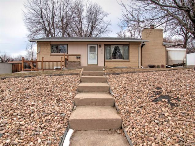 2819 S Winona Court, Denver, CO 80236 (MLS #5750767) :: Kittle Real Estate