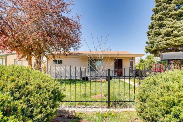 1115 S Julian Street, Denver, CO 80219 (#5750903) :: The Galo Garrido Group