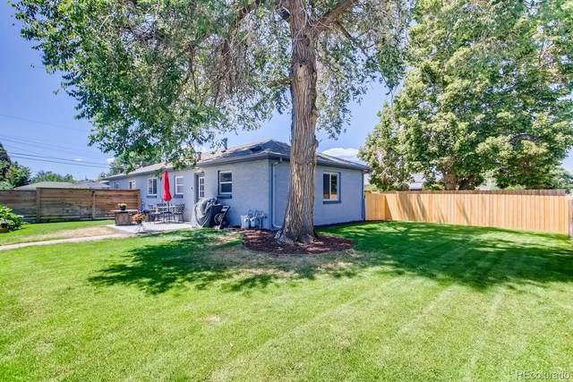 5194 E 33rd Avenue, Denver, CO 80207 (MLS #5751062) :: 8z Real Estate