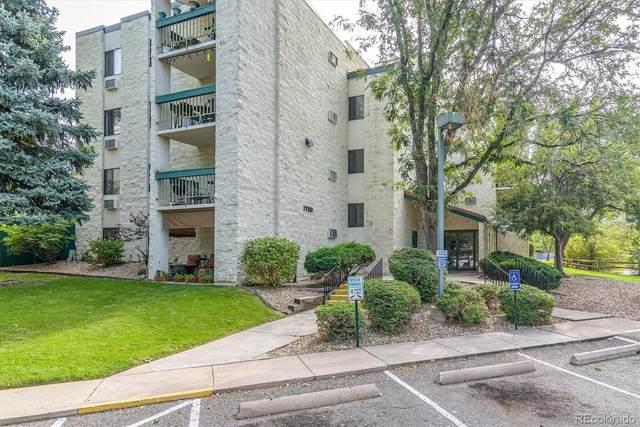 7780 W 38th Avenue #206, Wheat Ridge, CO 80033 (#5751946) :: Relevate | Denver