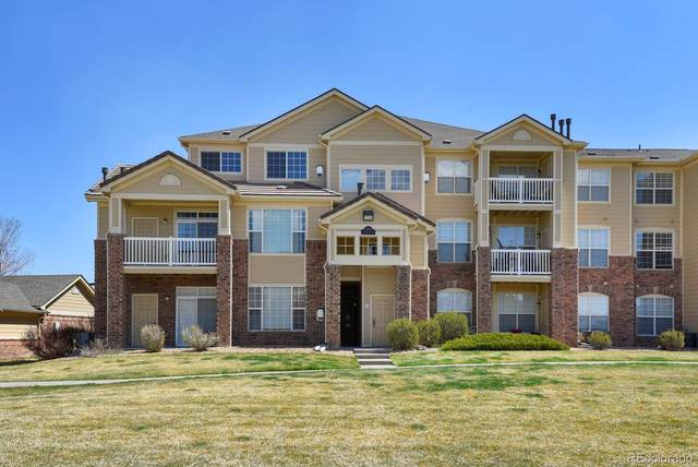 5733 N Gibralter Way 3-308, Aurora, CO 80019 (#5752199) :: The Griffith Home Team