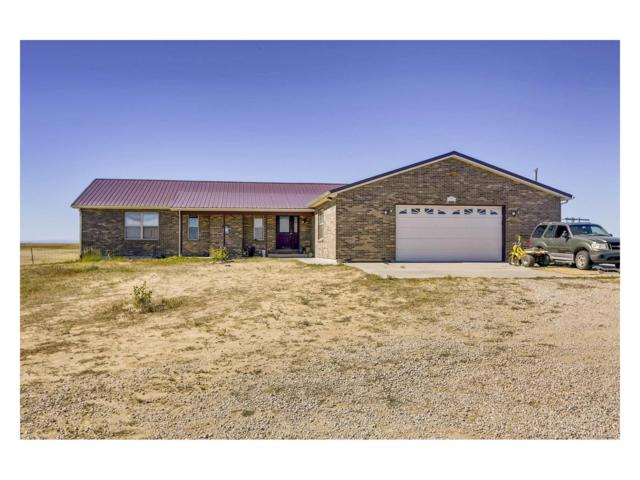 7925 Schumaker Road, Bennett, CO 80102 (MLS #5752398) :: 8z Real Estate