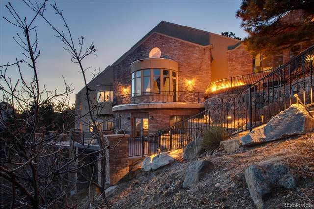 360 Morning Star Way, Castle Rock, CO 80108 (#5753233) :: My Home Team