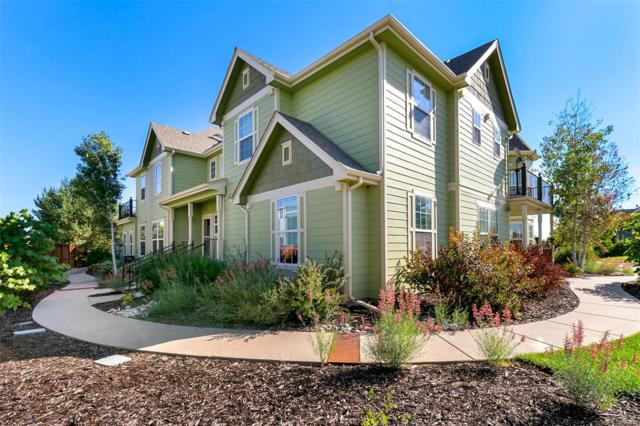 2395 Xanthia Way #101, Denver, CO 80238 (#5753347) :: Ben Kinney Real Estate Team