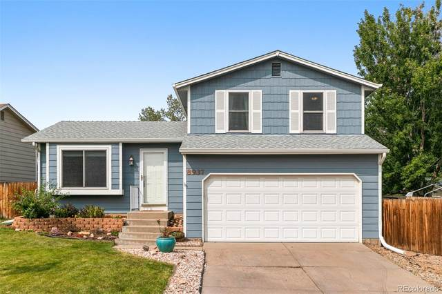 8937 W Toller Avenue, Littleton, CO 80128 (#5753403) :: The DeGrood Team