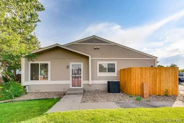 7944 Chase Circle #113, Arvada, CO 80003 (MLS #5753605) :: 8z Real Estate