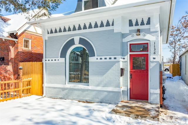 1136 S Logan Street, Denver, CO 80210 (#5753642) :: Bring Home Denver
