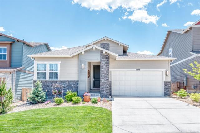 3546 Ghost Dance Drive, Castle Rock, CO 80108 (#5753704) :: The HomeSmiths Team - Keller Williams