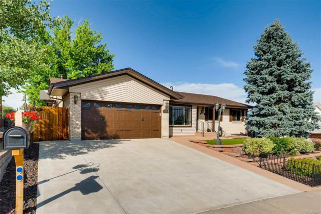13181 W Jewell Circle, Lakewood, CO 80228 (#5754390) :: Wisdom Real Estate