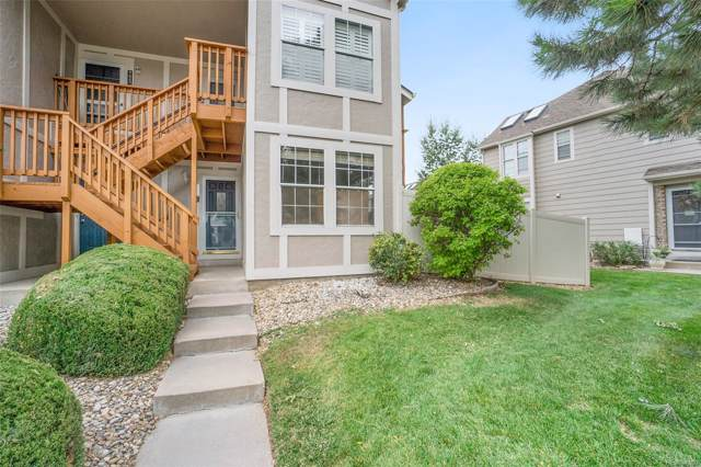 9633 W Chatfield Avenue L, Littleton, CO 80128 (MLS #5754565) :: 8z Real Estate