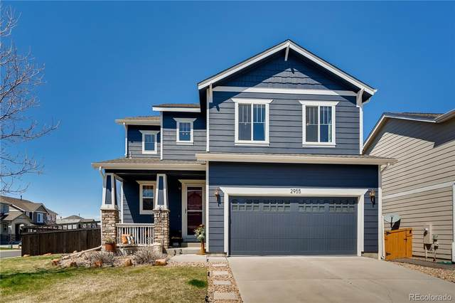 2955 Open Sky Way, Castle Rock, CO 80109 (#5755048) :: The Dixon Group