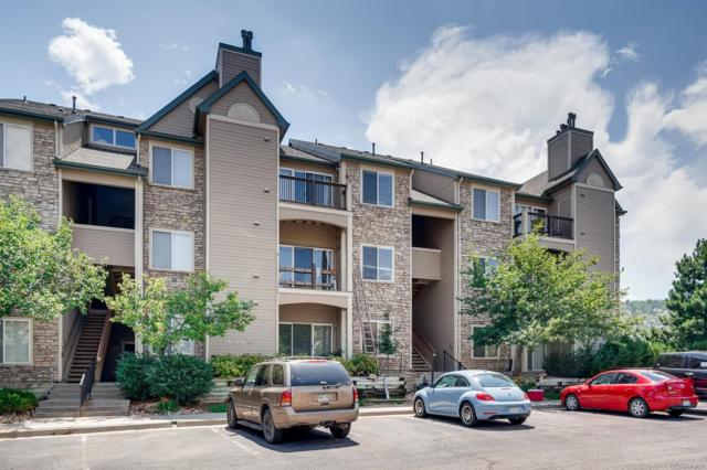 7445 S Alkire Street #204, Littleton, CO 80127 (#5755071) :: My Home Team