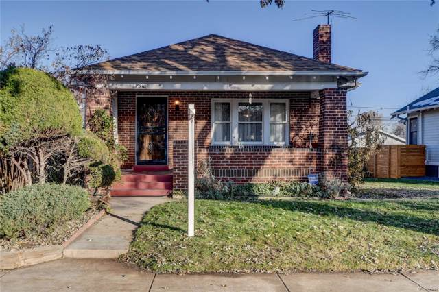 4510 Clay Street, Denver, CO 80211 (MLS #5755734) :: Colorado Real Estate : The Space Agency