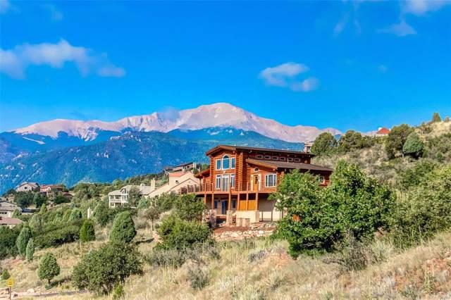 3230 Black Canyon Road, Colorado Springs, CO 80904 (#5755877) :: The Galo Garrido Group