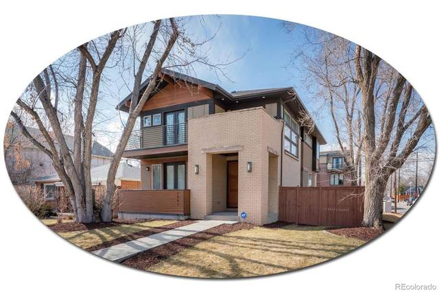 1301 S Fillmore Street, Denver, CO 80210 (#5756504) :: HomeSmart