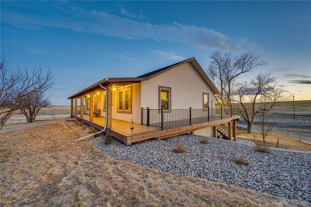 8761 County Road 134, Kiowa, CO 80117 (MLS #5757049) :: 8z Real Estate