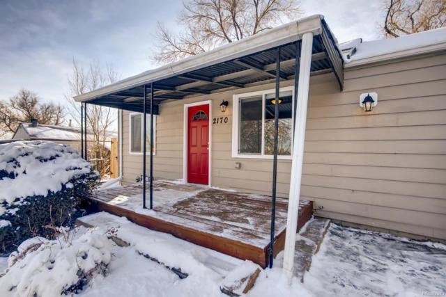 2170 W Warren Avenue, Englewood, CO 80110 (#5757299) :: The Tamborra Team