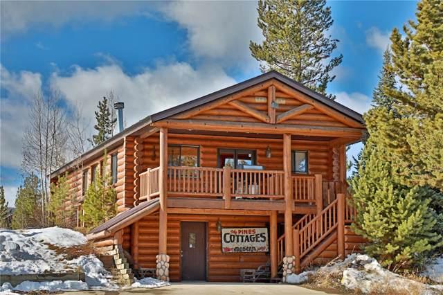 58 County Road 4903, Grand Lake, CO 80447 (#5757313) :: The Heyl Group at Keller Williams