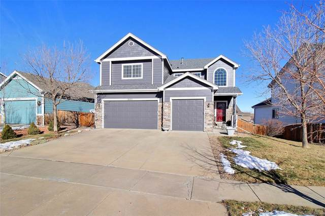 2451 Vale Way, Erie, CO 80516 (#5757375) :: The HomeSmiths Team - Keller Williams