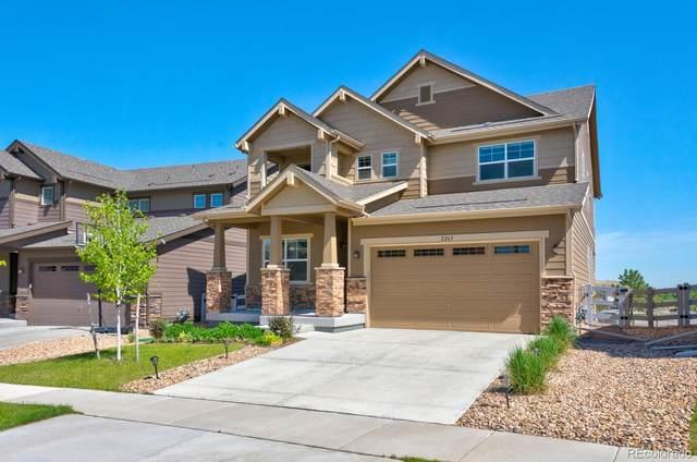 2265 Prospect Lane, Broomfield, CO 80023 (#5757648) :: Mile High Luxury Real Estate