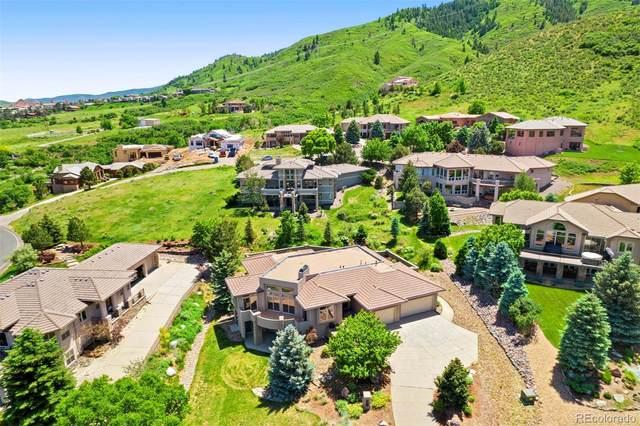 11192 W Mesa Run, Littleton, CO 80125 (#5757678) :: Finch & Gable Real Estate Co.