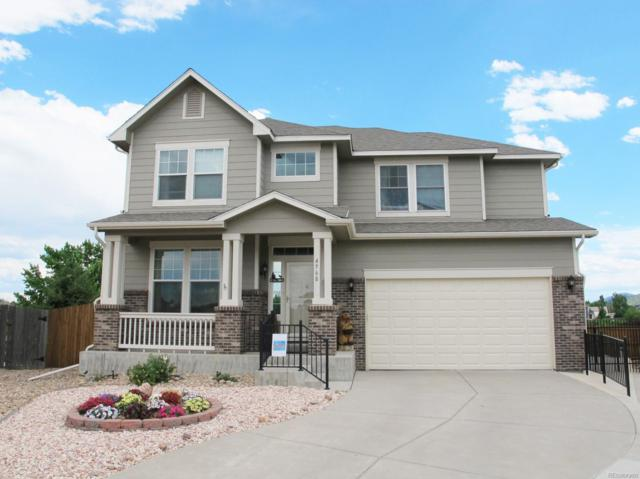 4768 S Coors Court, Morrison, CO 80465 (MLS #5758112) :: 8z Real Estate
