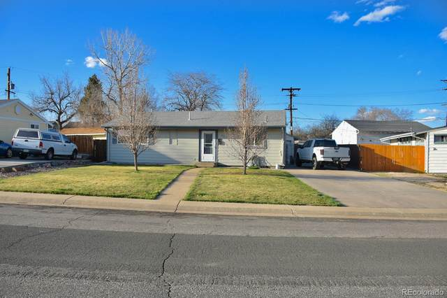 221 Cragmore Street, Denver, CO 80221 (MLS #5758271) :: The Sam Biller Home Team