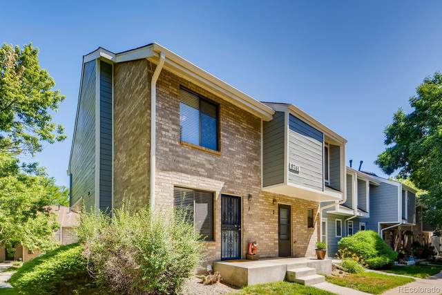 8761 W Cornell Avenue #1, Lakewood, CO 80227 (#5758783) :: The Heyl Group at Keller Williams
