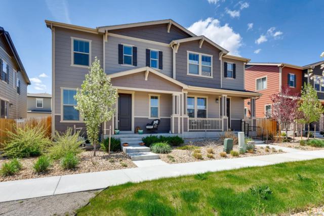 6979 Joyce Lane A, Arvada, CO 80007 (#5759165) :: House Hunters Colorado