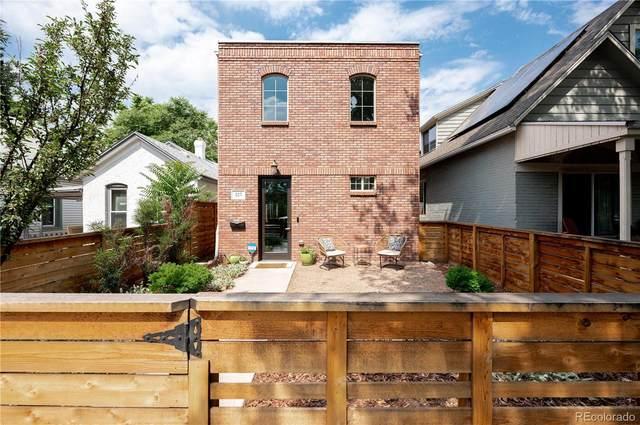 227 Galapago Street, Denver, CO 80223 (MLS #5759241) :: Find Colorado