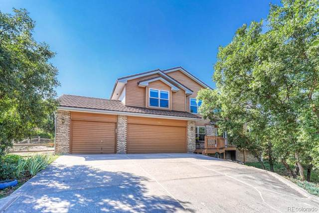 185 Wuthering Heights Drive, Colorado Springs, CO 80921 (MLS #5759516) :: Find Colorado Real Estate