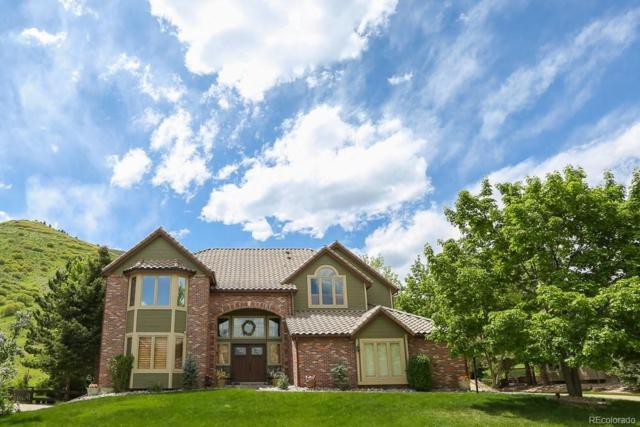 15 Mountain High Court, Littleton, CO 80127 (#5759686) :: Briggs American Properties