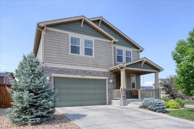 13954 W Marlowe Circle, Morrison, CO 80465 (#5759792) :: Kimberly Austin Properties
