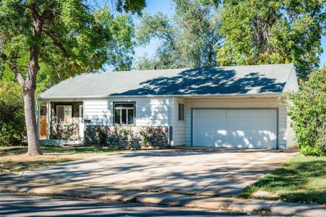1615 S Wolcott Court, Denver, CO 80219 (#5759895) :: The Griffith Home Team
