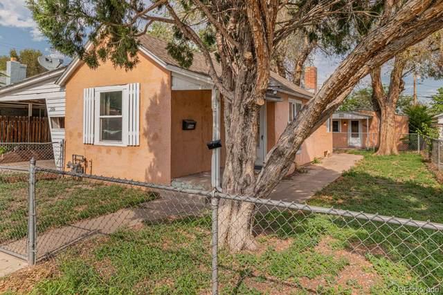 1506 Spruce Street, Pueblo, CO 81004 (#5760113) :: The Colorado Foothills Team | Berkshire Hathaway Elevated Living Real Estate