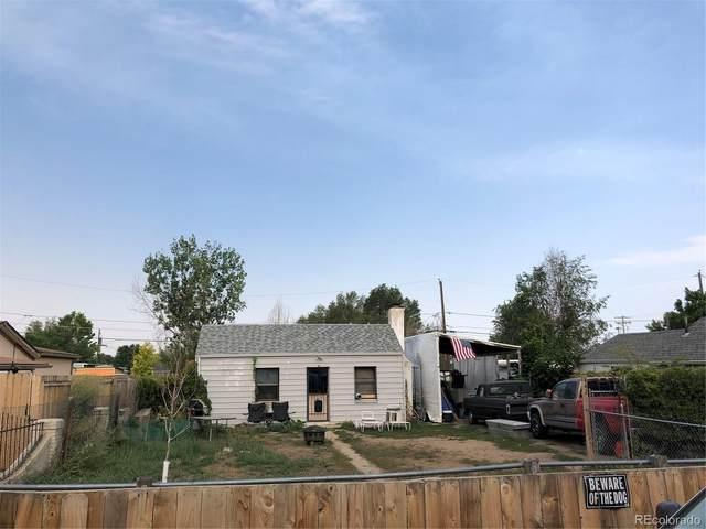 442 S Osceola Street, Denver, CO 80219 (MLS #5760353) :: Neuhaus Real Estate, Inc.
